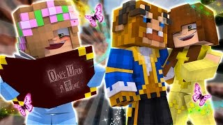 WHEN BEAUTY MET THE BEAST! Minecraft Once Upon A Time -Chapter 4|w/LittleKelly(Custom Mod Adventure)