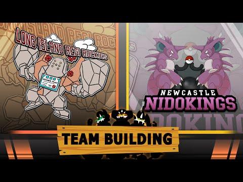 UCLS2 Team Builder Week 2 | Long Island RegiRockies v Newcastle Nidokings