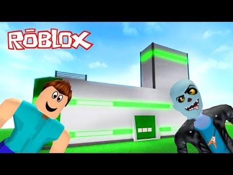 Zombik Ile Kale Savunmak 🏟️ - Roblox Fortress Tycoon