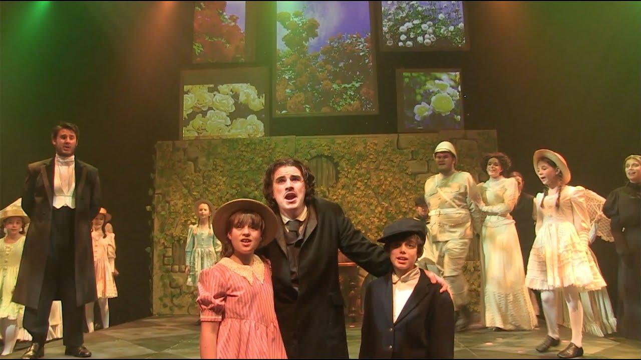 The Secret Garden (Spring Version) - Stage School Australia - YouTube