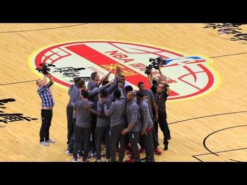 NBA Global Games: Shenzhen