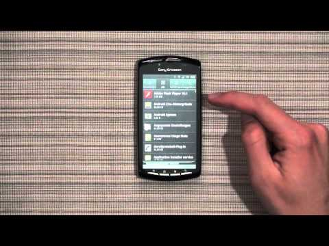 Xperia Play - Review - Full HD