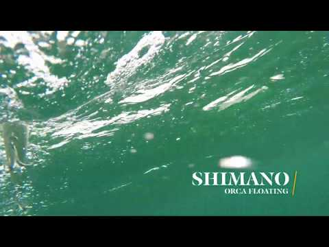How Lures Swim: Shimano Orca Floating