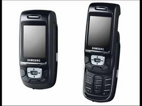 Samsung Phones - Samsung D500