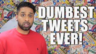Dumbest Tweets Ever thumbnail
