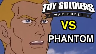 Toy Soldiers War Chest Multiplayer Gameplay - Phantom vs GI Joe | WikiGameGuides