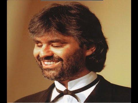 Andrea Bocelli - Yesterday (Paul McCartney)