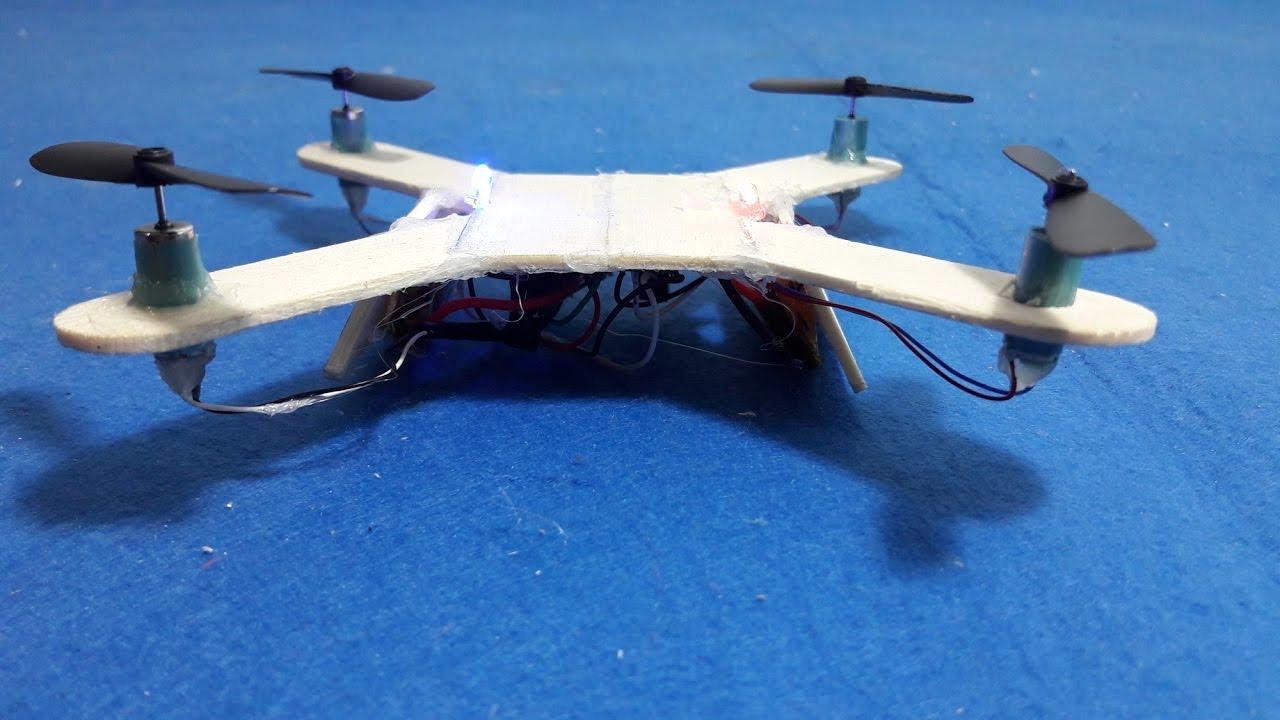 How to make a mini quadcopter diy youtube