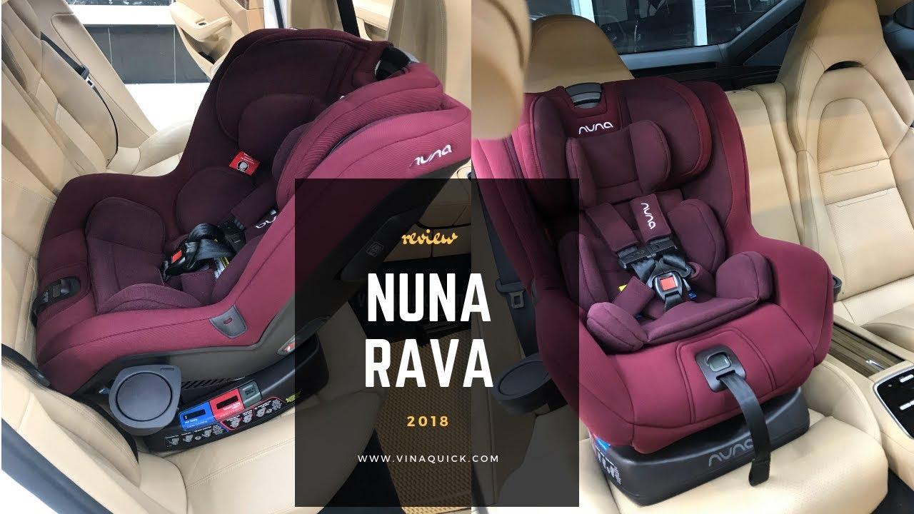 GH NGI T NUNA RAVA CONVERTIBLE CARSEAT 2018