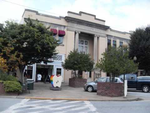 Main Street Hendersonville, NC