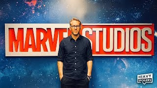 DEADPOOL IN THE MCU | Ryan Reynolds Officially Meets With Marvel Studios