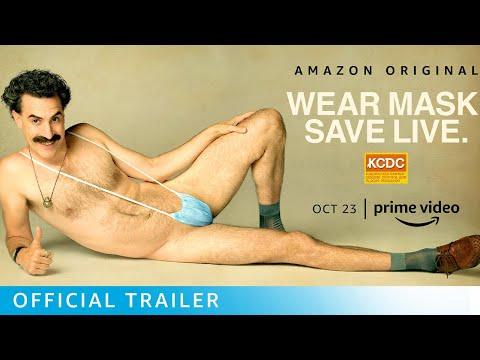 Borat Subsequent Moviefilm trailers