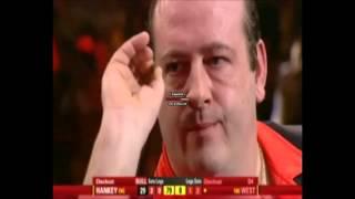 Compilation - Angry darts players