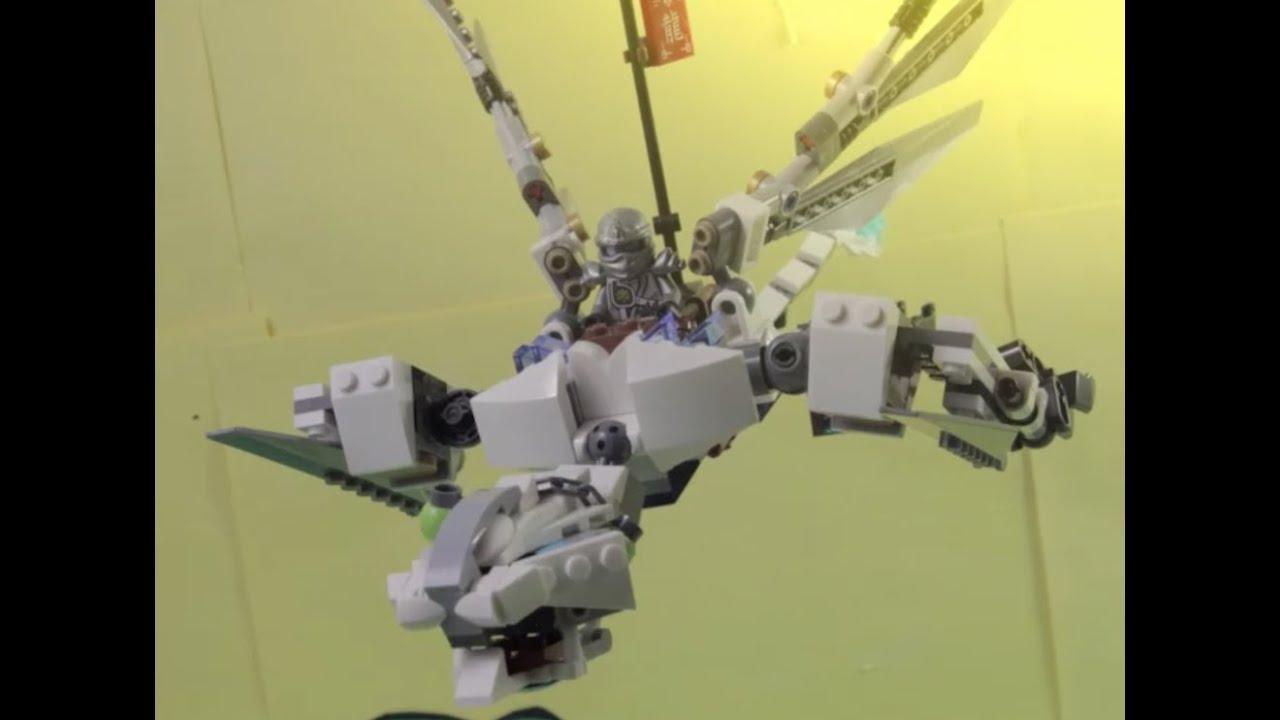 Build Zone Lego