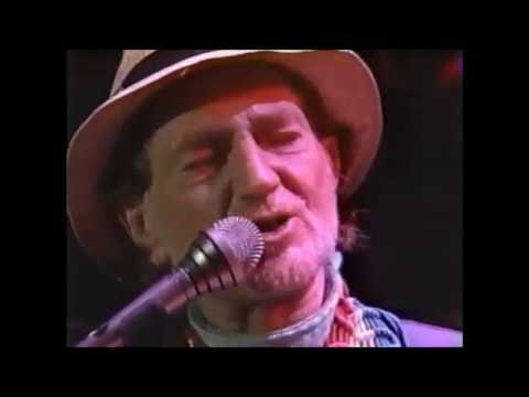 Willie Nelson New Year's Eve party 1984 - City of New Orleans
