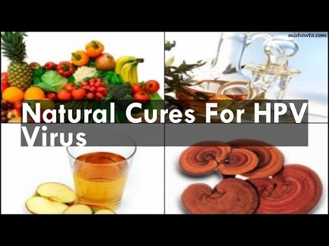 Natural Cures For HPV Virus
