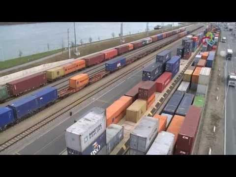 Kurzfilm Hafen Wien