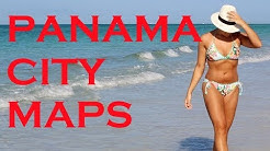 Panama City Florida Area Maps and Directions