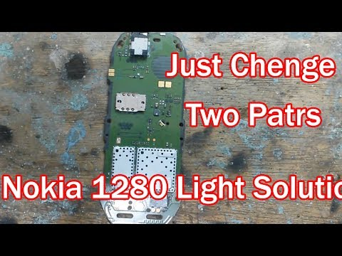 Nokia 1280 Light Solution 1000% Tested |