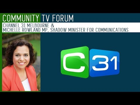 Michelle Rowland (Shadow Minister for Communications) CTV Forum Speech - 12th Oct 2017