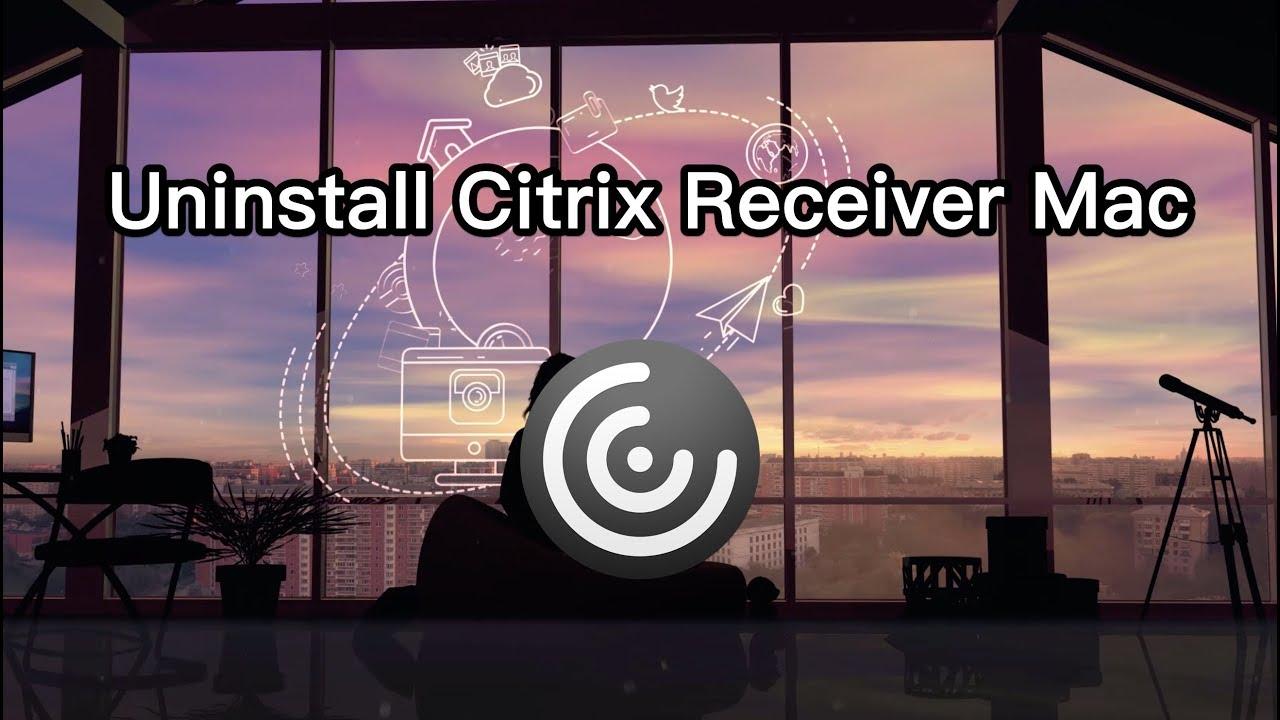 Citrix Receiver Dmg