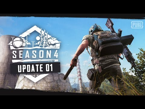 PUBG - Patch Report - Update 4.1