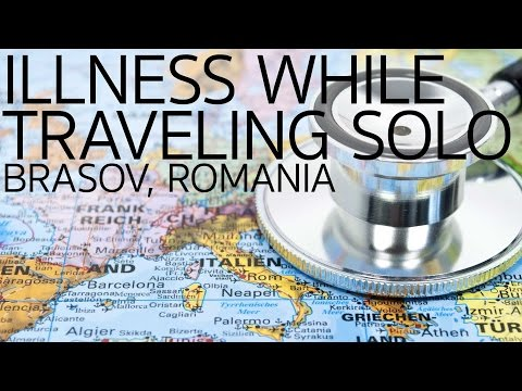 Dealing with Illness While Traveling Solo E025