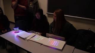 Long Project: LED Framed Light Display Part 2