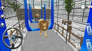 Farm Animal Transport Truck 3D   Cargo Animals Truck - Android GamePlay