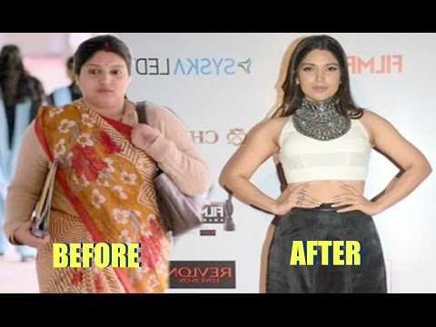 Download Bhumi Pednekar Weight Loss Journey - Before And After