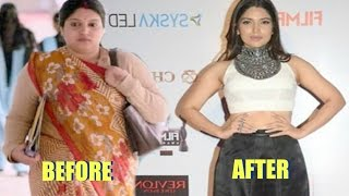 Bhumi Pednekar Weight Loss Journey - Before And After