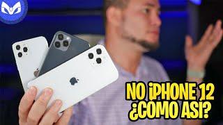 Y el iPhone 12 PA' CUANDO?