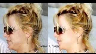 знаменитости до и после Photoshop... Елена Комарова