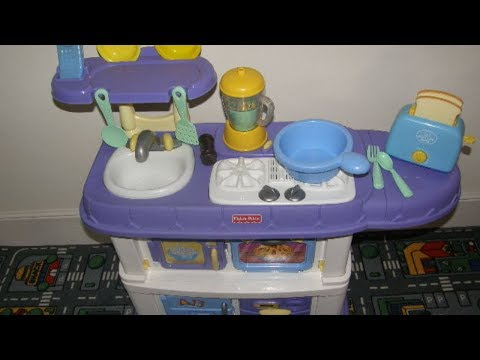 Charmant Fisher Price Grow With Me Kitchen