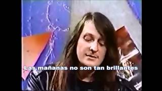 Savatage - A Little Too Far Subtitulos en Español