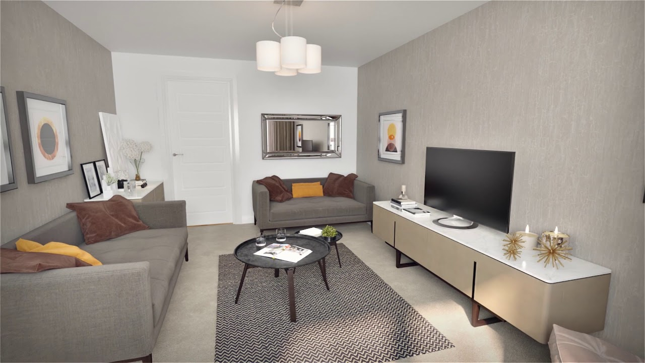 4 bedroom family home by Barratt Homes  discover The