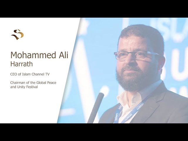 MUSLIM MEDIA INFLUENCER   -INSPIRATIONAL MUSLIMS- MOHAMED ALI HARRATH -E-06