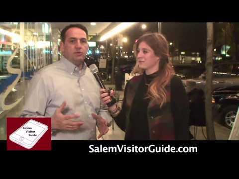 Salem Visitor Guide Video Overview for Downtown Salem
