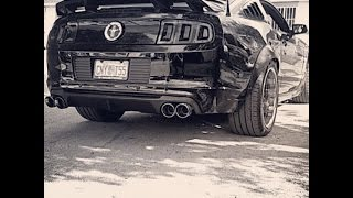 2014 mustang v6 exhaust video ghost cam tuned