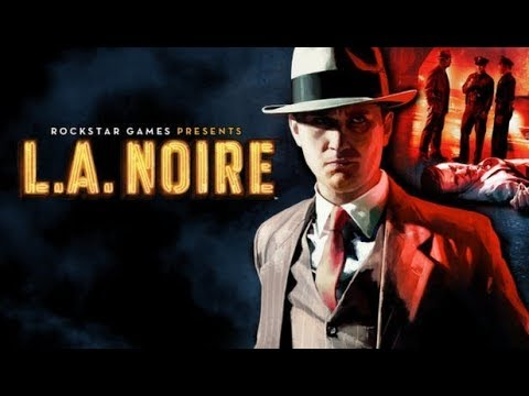 L.A NOIRE  O INICIO GAMEPLAY 4K PLAYSTATION 4 PRO