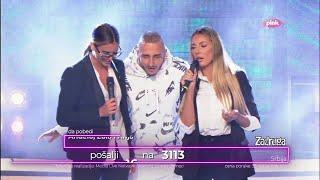 Z4:Zadrugovizija - Vuk Mob, Monika, Maja / Molitva - 17.10.2020.