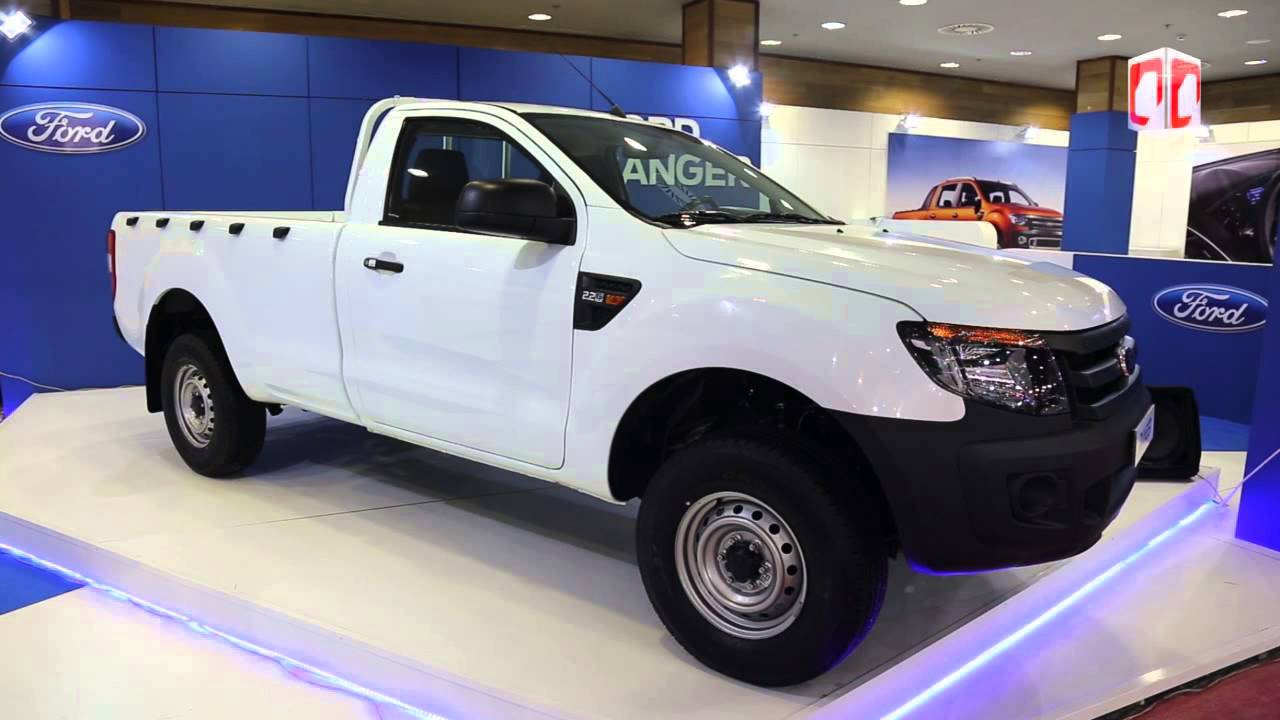 lancement du nouveau ford ranger simple cabine youtube. Black Bedroom Furniture Sets. Home Design Ideas