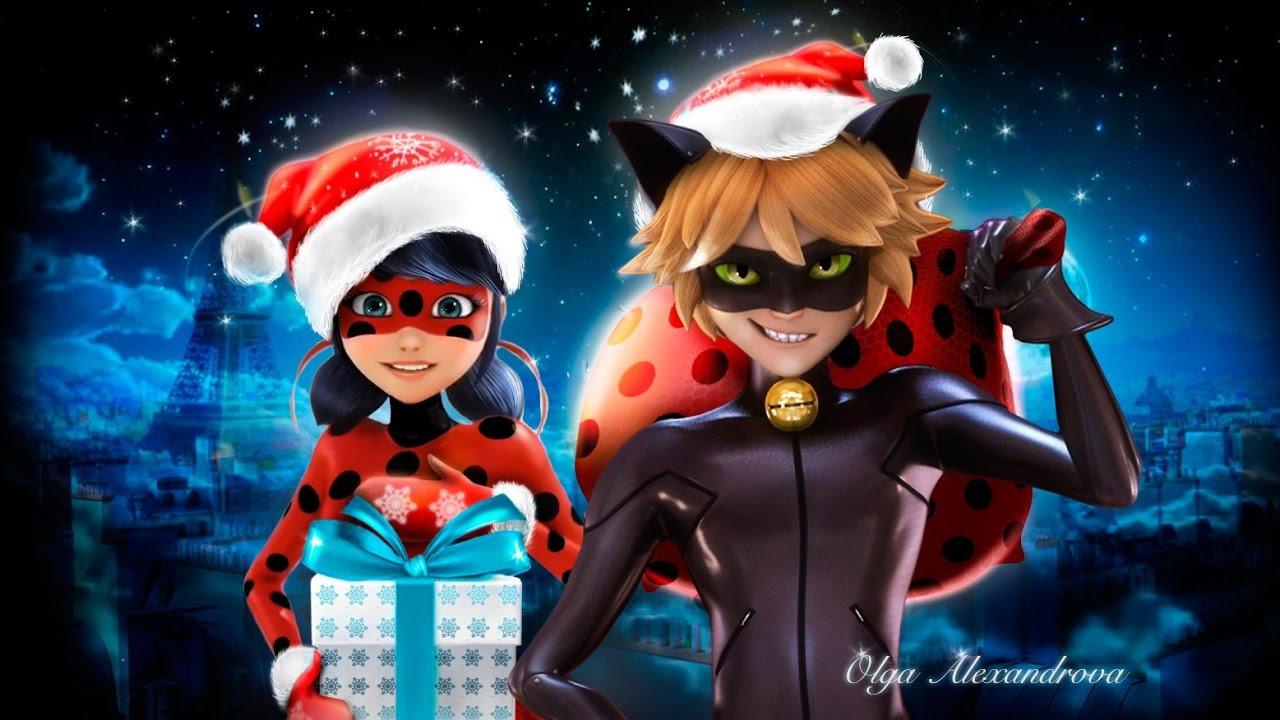 Леди баг и супер кот рождество смотреть онлайн на русском
