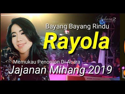 Rayola Tampil Memukau Bawakan Lagu Bayang Bayang Rindu