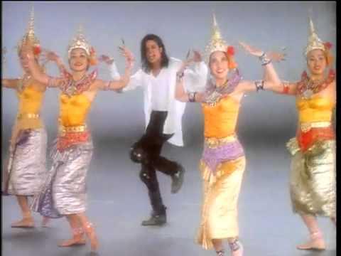 Michael Jackson  Black Or White Complete Version