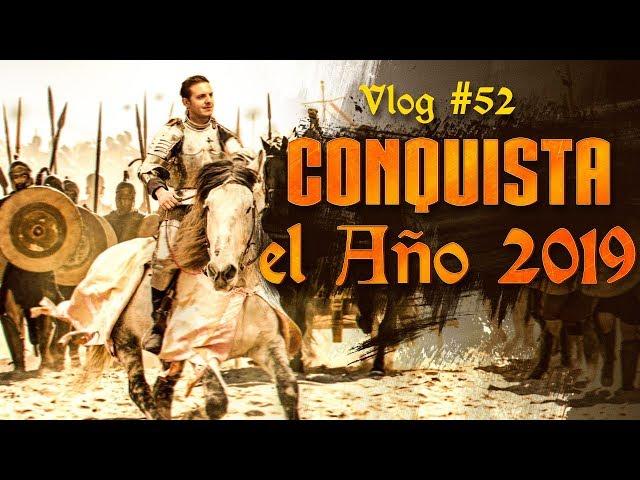 #52 Conquista el año 2019