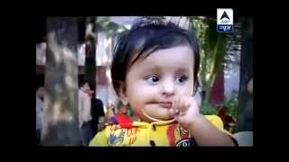 Baby Duggu Returns To The Set Of Yeh Rishta Kya Kehlata Hai SBS Segment