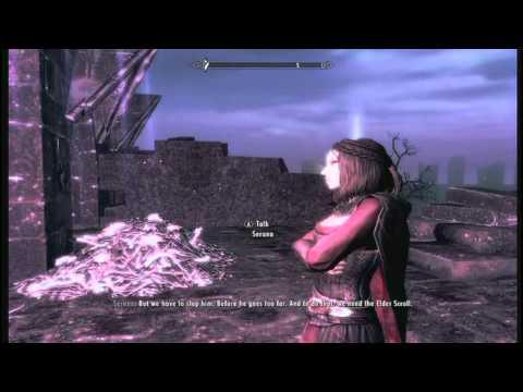 Skyrim Quest: Beyond Death