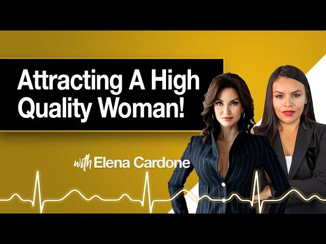 High Value Woman & Building an Empire w/ Elena Cardone!