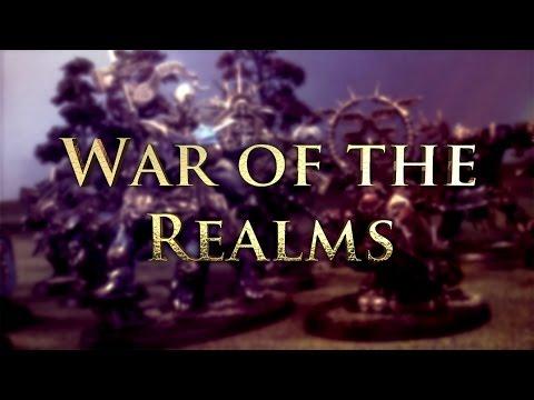 Stormcast vs Nurgle Age of Sigmar Battle Report - War of Realms Ep 71